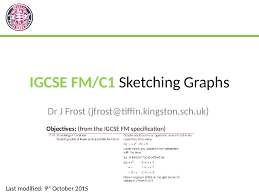 Connection dots will appear, indicating that your line can be connected to the shape. Igcse Fm C1 Sketching Graphs Dr J Frost Jfrost Tiffin Kingston Sch Uk Powerpoint Presentation Free Online Download Ppt Joqk2x