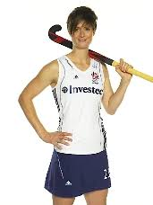 Sally Walton - GB Hockey