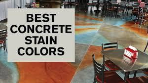 Kemiko Color Chart Best Concrete Stain Colors