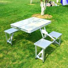 picnic benches for folding picnic tables table bench and chairs fold up for folding