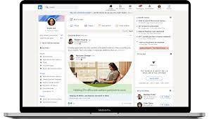 LinkedIn krijgt grote redesign, Stories ...