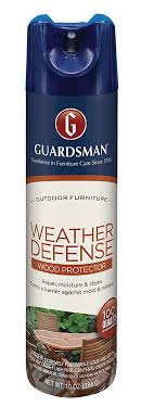 Amazoncom Guardsman Weather Defense Outdoor Fabric Furniture Outdoor Furniture Fabric Protector