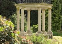 garden pillars. Today We Celebrate Gazebo Style With A Roundup Of Spectacular Garden Structures That Just Might Inspire Pillars R