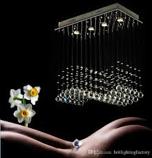 wave crystal chandelier for kithen modern crystal chandelier for regarding contemporary residence led chandeliers plan