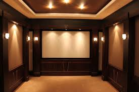 Small Picture Home Movie Theater Decor Interior Fascinating Movie Theater Room
