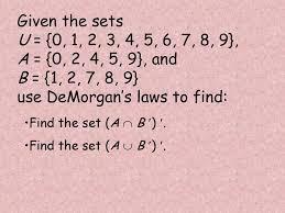 Boolean Venn Diagram Generator Math 142 Venn Diagrams Logic Wiring Diagrams Img