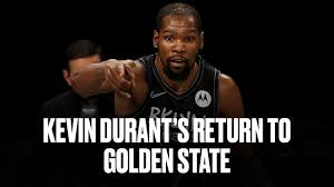 <b>Kevin Durant</b> Returns To Golden State For First Time - YouTube