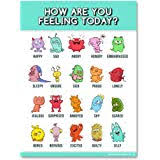 Amazon Com Laminated Blue Feelings Poster With Graphics