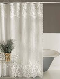 white lace shower curtain. Full Size Of Curtain:white Drapes Gray Kitchen Curtains With Ruffles Modern Curtain Large White Lace Shower S