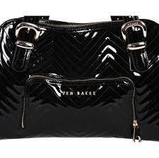 Ted Baker Kayler Quilted Tote Bag - Black & Ted Baker Kayler Quilted Tote Bag - Black: Image 3 Adamdwight.com