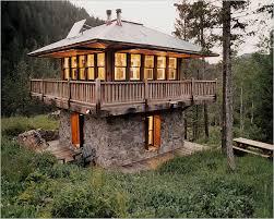 Cabin Porn on Stilts