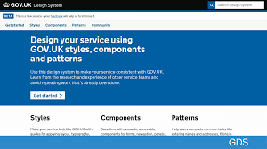 Gov Uk Design System Design System London Accessibility In The Gov Uk Design