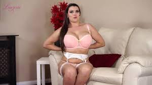 Blonde British MILF Penny Lee s solo nude show on the desk PornDoe