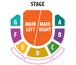 Toledo Museum Of Art Peristyle Seating Chart Images