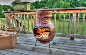 chiminea outdoor fireplace home design new wonderful at chiminea