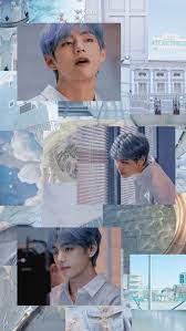 Kim Taehyung Bts Aesthetic Wallpaper ...