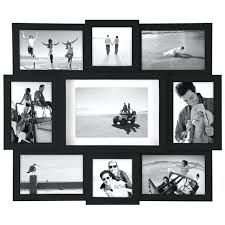 spacer frame multi picture system puzzle array wall collage black kitchen stuff plus 1 large multi picture photo frame