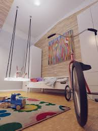 Home Designs: 25 Kids Room Decor - White Decor