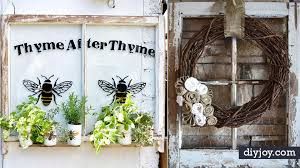 diy ideas with old windows rustic farmhouse decor tutorials and projects made with an old
