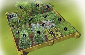 Small Picture 10 Raised Garden Bed Plans For A Year Round Vegetable Garden