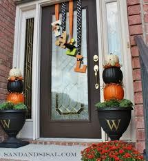 front door decor25 Best Fall Front Door Decor Ideas and Designs for 2017