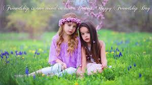 Cute Girls Friends Forever Hd Wallpaper ...
