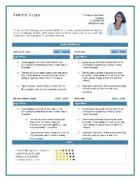 Sample Resume For Accountant Fresher Chartered Accountant Resume