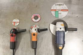 Grinders Size Chart How To Choose And Use Angle Grinders Bike Exif