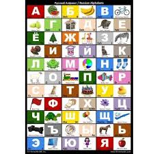 My Alphabet Chart 8 Russian Alphabet Charts For Off The Charts Learning