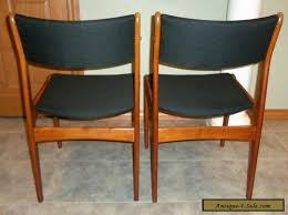 vintage teak furniture. Pair Of Vintage Mid Century Danish Modern Teak Dining Chairs For Sale Vintage Teak Furniture R