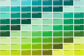 Pantone Green Color Chart Color Chart Custom Lapel Pins No Minimum Www Gs Jj Com