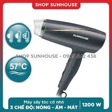 Máy sấy tóc 2 chiều SUNHOUSE SHD2306 1200W