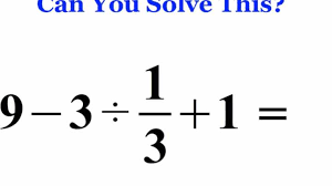 can you solve this math problem that went viral in iflscience