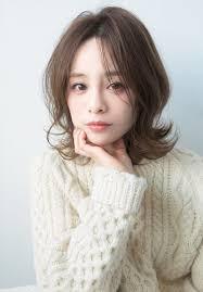 ボサ毛もさらさら運気アップ田中亜希子さん38歳の髪型ラウンド