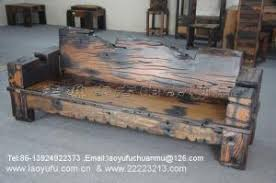 ship wood furniture. quality old ship wood furniture great wall sofa for sale