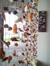 Diy Shell Curtains