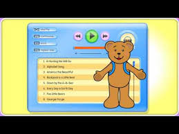 nursery rhymes and children s songs a