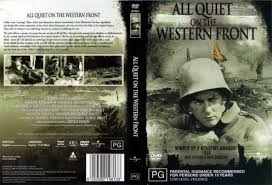 film and literature the novel all quiet on the western front a war is not a thriller