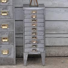 vintage steel furniture.  Steel Vintage Steel Filing Cabinet 10 Drawer On Furniture