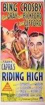 Resultado de imagen de Riding High (1950)