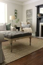 Upholstered Coffee Table Diy 17 Best Images About Living Room On Pinterest Modern Farmhouse
