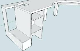 do it yourself desk plans corner computer desk plans child desk plans free