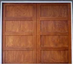 wood garage door panelsWooden Garage Door Panels With Genie Garage Door Opener On Raynor
