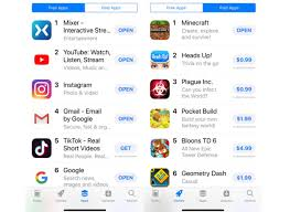 App Store Game Charts Whoda Thunk Smartphone Failure Microsoft Now Has The Top
