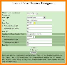 7 Free Printable Lawn Care Contracts St Columbaretreat House