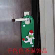 12pcs lot 2018 new style decorations door hotel decorative door handle pendant novelty