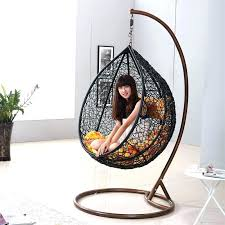 birds nest chair bird rattan hanging patio outdoor