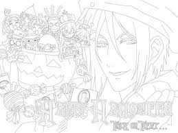 black butler coloring pages new 39 best black butler coloring pages images on of black