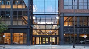 Mcdonalds Opens New 250 Million Headquarters Heres What It Looks