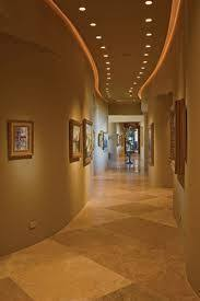 choreographic halls and corridors creating lighted goals and a lighted surface are needed to make a corridor attractive and functional warm ambient ambient lighting creates